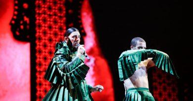Barbara Dex Ödülünün Sahibi Portekiz!