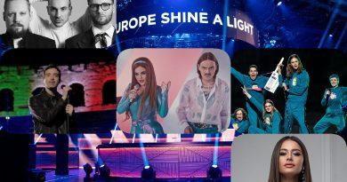 EUROVİSİON MAYIS 2020 İZLENMELERİ